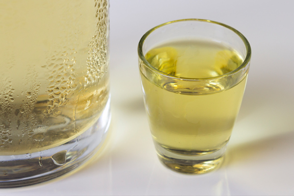 Unlike Appalachian moonshine, rakija is distilled with fruit instead of corn mash.